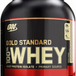OPTIMUM NUTRITION 100% WHEY GOLD STANDARD 2270 ГР. (5LB)
