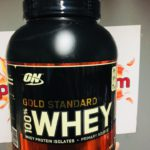 100% WHEY GOLD STANDARD OPTIMUM NUTRITION 2273gr.