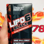 LIPO-6 BLACK Ultra CONCENTRATE 60КАП.