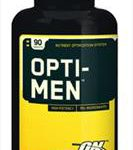 OPTIMUM NUTRITION OPTI-MEN 90 CAP.