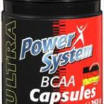 Power System Bcaa 360 Capsules