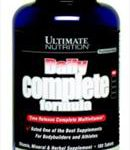ULTIMATE NUTRITION DAILY COMPLETE FORMULA 180 ТАБЛ.