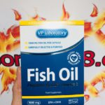 VPLAB FISH OIL 60КАП.
