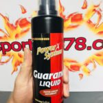 POWER SYSTEM GUARANA LIQUID 500МЛ. Кофе-вишня