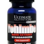 Ultimate Nutrition Yohimbe Bark Extract 800 – 100табл.