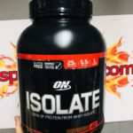 Optimum Nutrition Isolate Gluten Free 1380 гр.