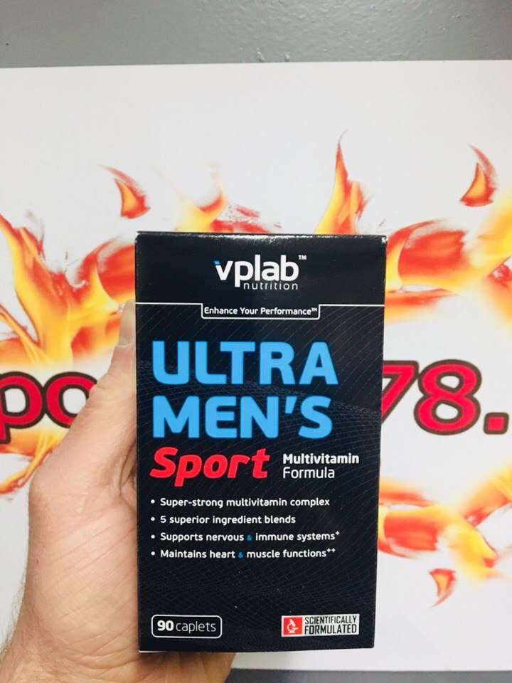 vplab ultra men's инструкция