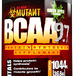 Fit Foods Mutant BCAA 1044гр.