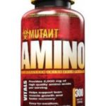 Fit Foods Amino Mutant 300 таб.