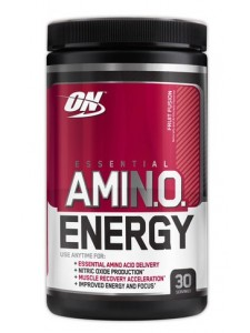 Optimum Nutrition Amino Energy банка 270 г