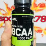 Optimum Nutrition BCAA 1000 — 60кап.