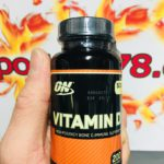 Vitamin D 5000IU 200 к Optimum Nutrition