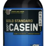 Optimum Nutrition 100% Casein Protein банка 909 г