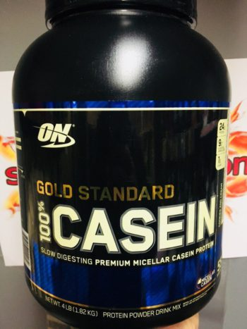 Optimum Nutrition 100% Casein Protein 1818 г