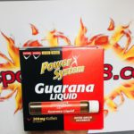 Guarana Liquid 25mg упаковка 20шт