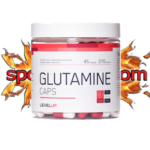 Level Up Glutamine (270 caps)