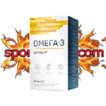 Level Up Omega-3 (60 caps)
