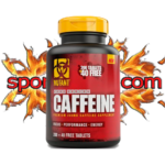 Fit Foods Mutant Core Series Caffeine (240 tabs)