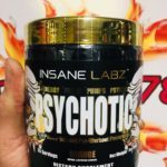 "Insane Labs ""Psychotic"" Gold (35 servs)"