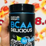 "Muscules Design BCAA DELICIUS ""Rich Blackberry"" 200gr"