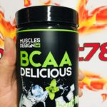 Muscules Design BCAA DELICIUS «Sweet Mint» 200gr