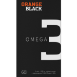 "Orange Black ""Omega3"" 60 caps"