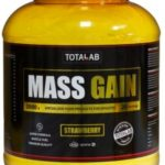 Total Lab Mass Gain (2000 gr)