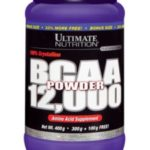 Ultimate Nutrition BCAA Powder 12,000 (400 gr)