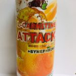 ASP L-carnitine ATTACK 1000мл. «апельсин»