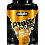 MAXLER CREATINE CAPS 1000
