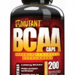 FIT FOODS MUTANT BCAA 200 CAPS
