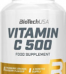BIOTECHUSA VITAMIN C 500 CHEWABLE