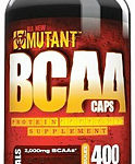 FIT FOODS MUTANT BCAA 400 CAPS