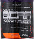 Ultimate Nutrition BCAA Powder 12,000 Flavored (457 gr)