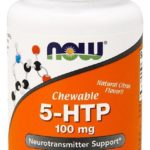 Now 5-HTP 100mg CHEWABLE LOZENGES 90 таб.